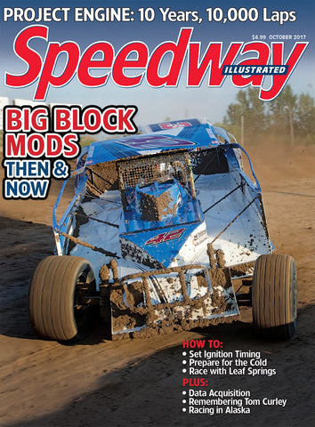 October 2017 Speedway Illustrated