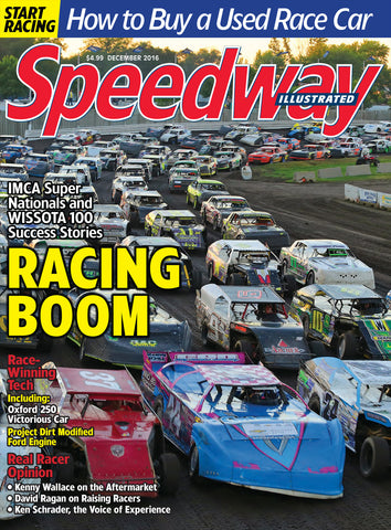 December 2016 Speedway Illustrated