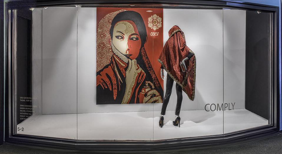 How To Create Pop-Art Inspired Window Displays