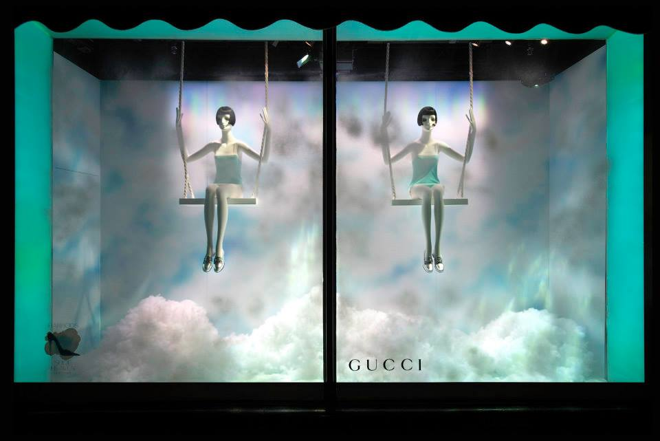 100 creative store display window designs part 3 for Show window designs