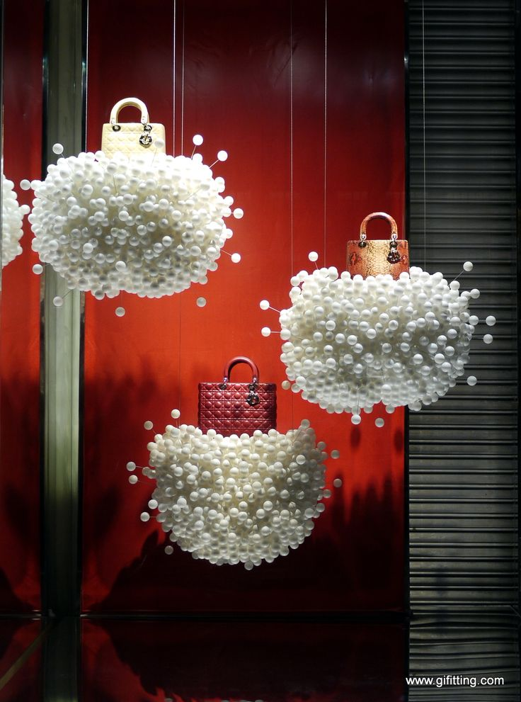 Creative Store Display Window
