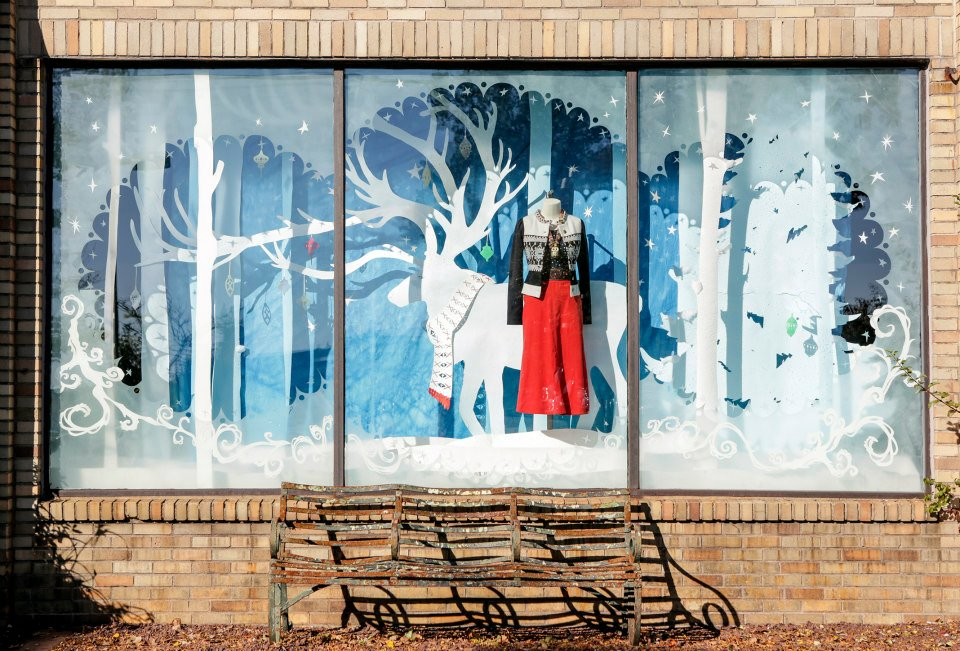 100 Christmas Window Display Ideas Part 1 Mannequin Mall