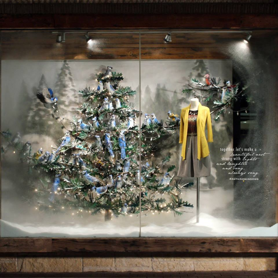 100+ Christmas Window Display Ideas - Part #1 - Mannequin Mall