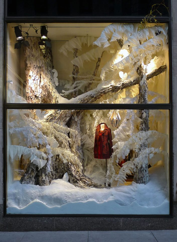 100 christmas window display ideas part 1 mannequin mall for Retail christmas decorations ideas