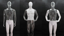 Male Mannequins For Sale