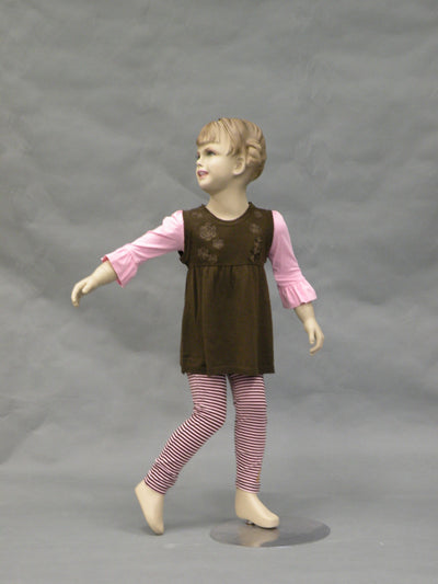 Realistic Child Mannequin MM-514F