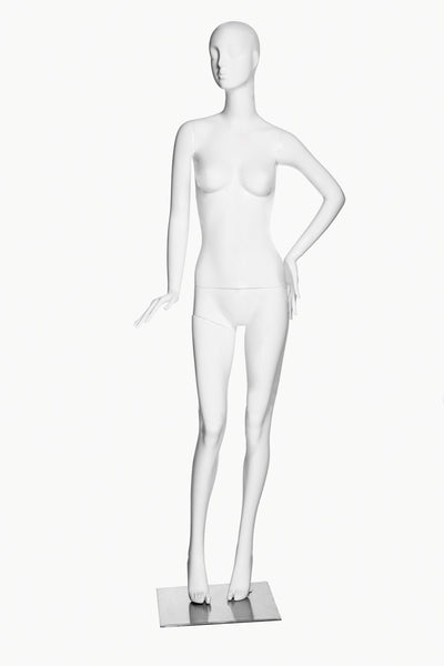 Female Abstract Mannequin MM-LUCY1