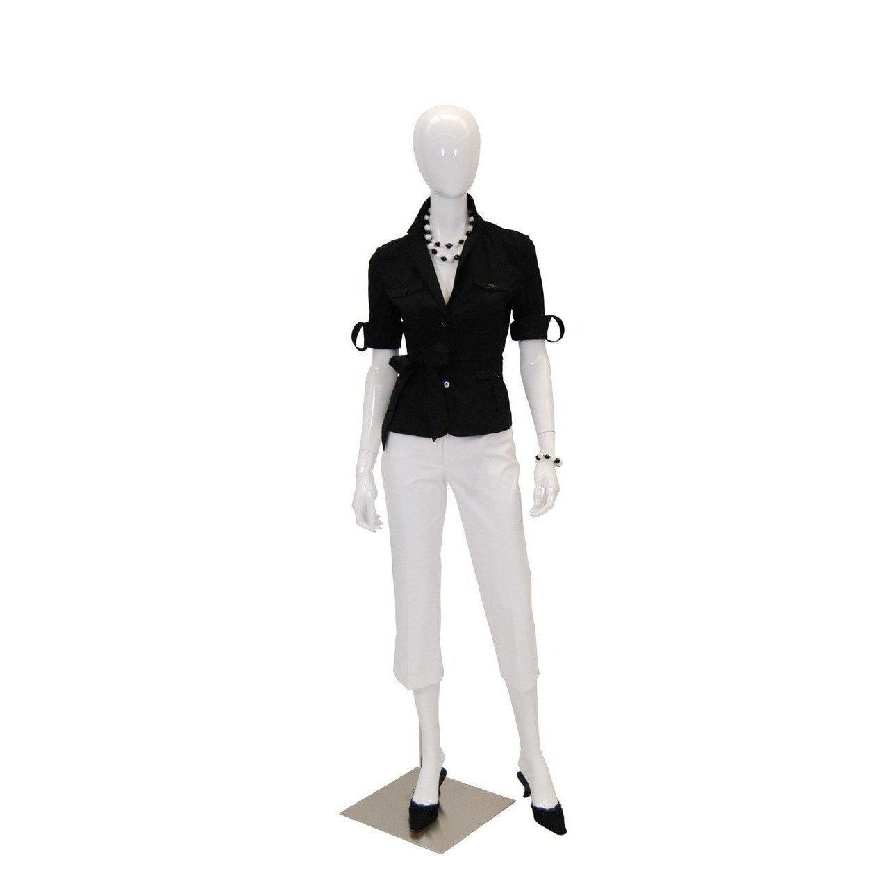 Best Seller Abstract Female Mannequin MM-A3W1 For Fashion Stores and Retail Shops