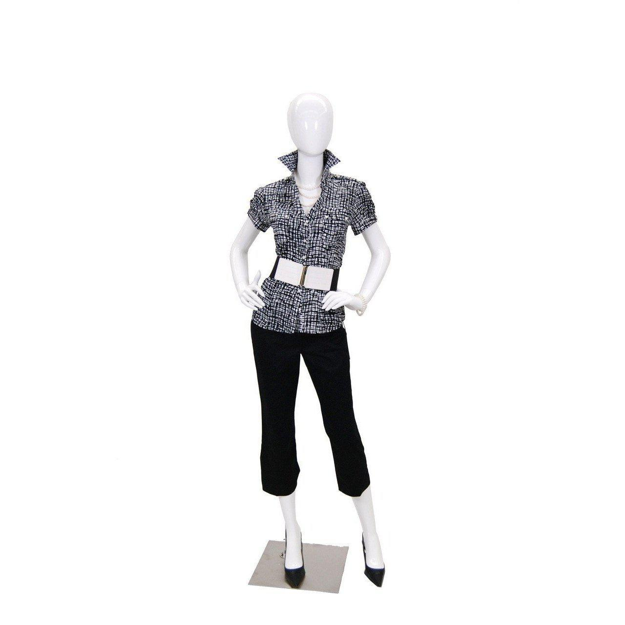 Best Seller Abstract Female Mannequin MM-A4W1 For Fashion Stores and Retail Shops