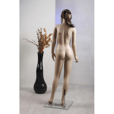 "Mannequin Mall 4'10"" Girl Mannequin MM-BC03 For Fashion Stores and Retail Shops"