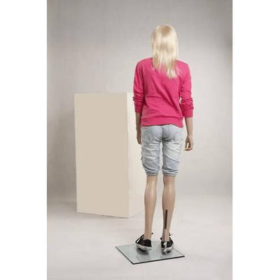 "Mannequin Mall 5'5"" Teenage Girl Mannequin MM-BC12 For Fashion Stores and Retail Shops"