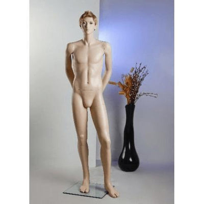 "Mannequin Mall 5'6"" Teenage Boy Mannequin MM-BC08 For Fashion Stores and Retail Shops"