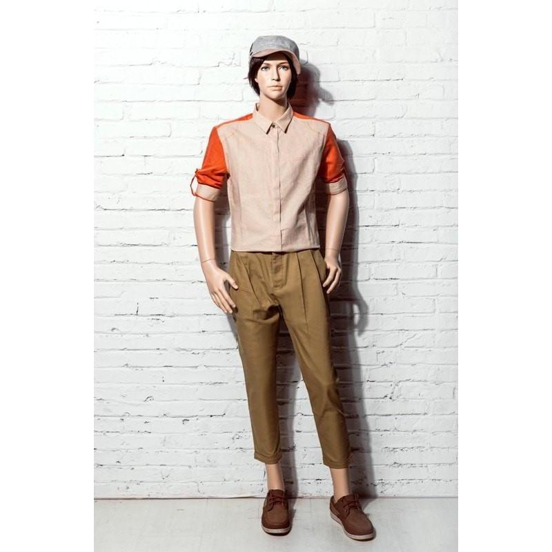"Mannequin Mall 5'7"" Teenage Boy Mannequin MM-SK10 For Fashion Stores and Retail Shops"