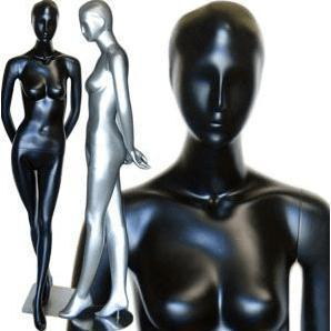 Mannequin Mall Abstract Female Mannequin MM-047 For Fashion Stores and Retail Shops