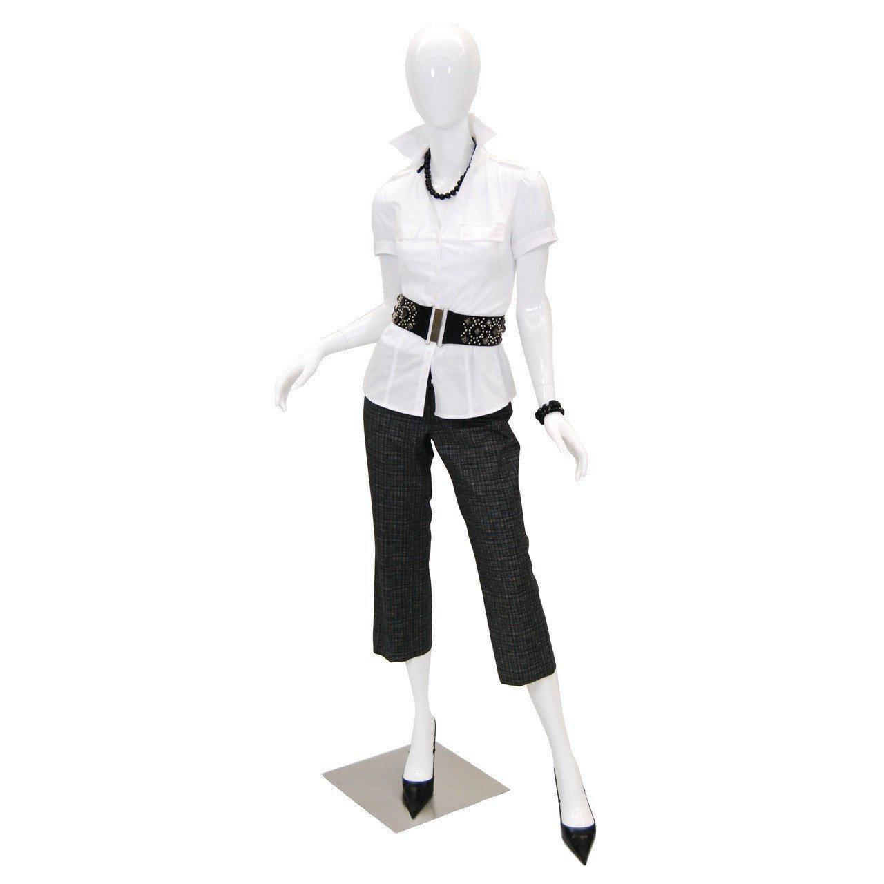 Mannequin Mall Abstract Female Mannequin MM-A2W1 For Fashion Stores and Retail Shops