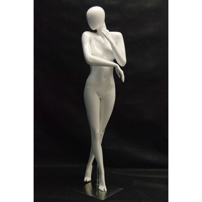 Mannequin Mall Abstract Female Mannequin MM-C5 For Fashion Stores and Retail Shops