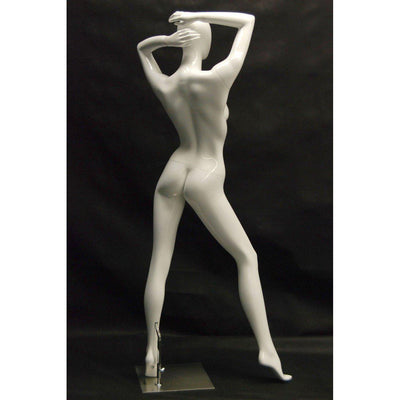 Mannequin Mall Abstract Female Mannequin MM-RC4 For Fashion Stores and Retail Shops