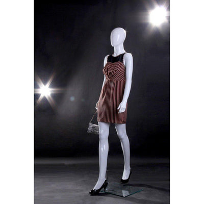 Mannequin Mall Abstract Female Mannequin MM-RLISA11EG For Fashion Stores and Retail Shops