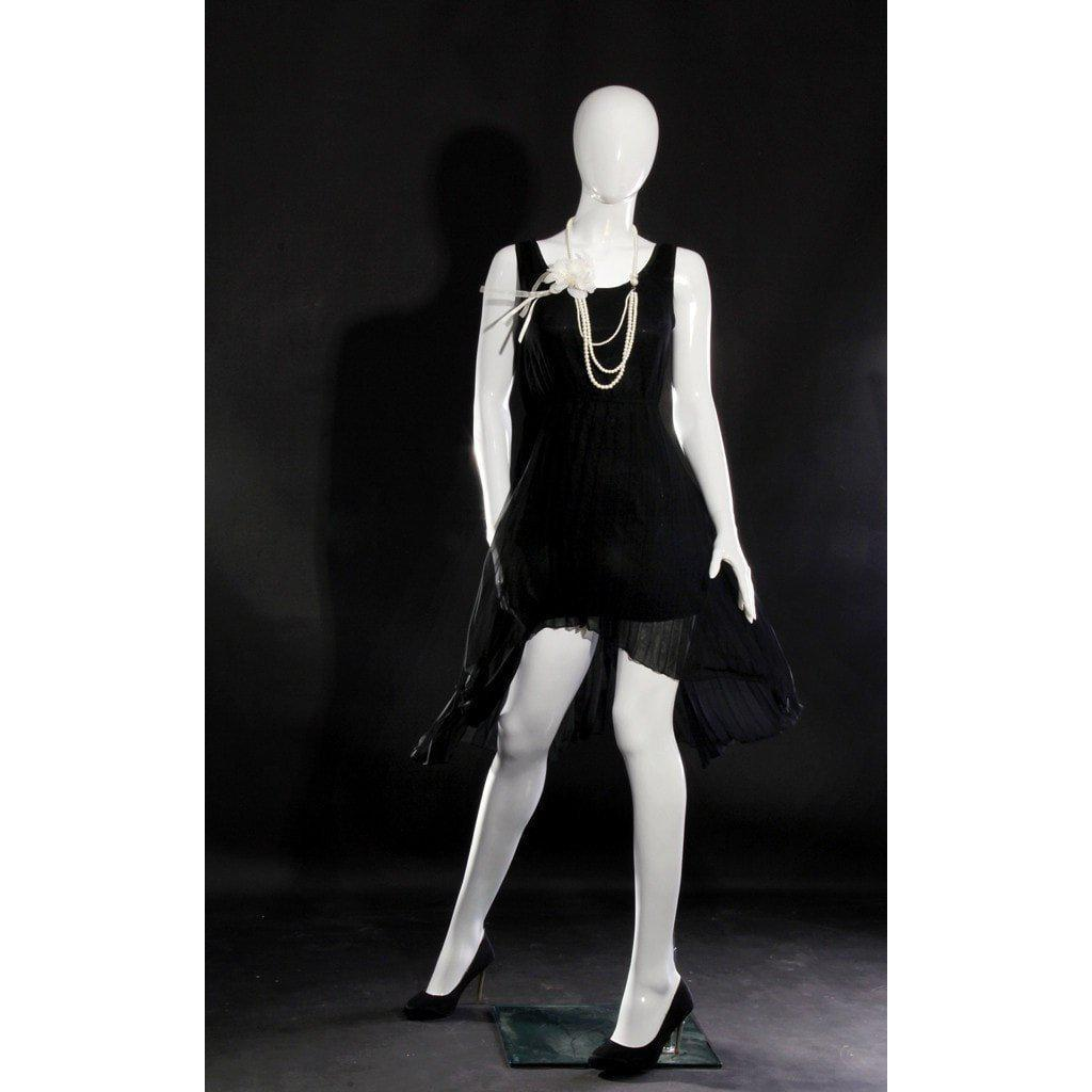 Mannequin Mall Abstract Female Mannequin MM-RLISA12EG For Fashion Stores and Retail Shops