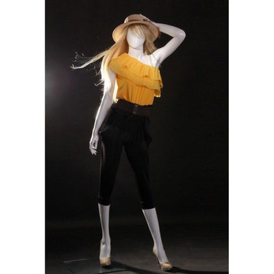 Mannequin Mall Abstract Female Mannequin MM-RLISA13EG For Fashion Stores and Retail Shops