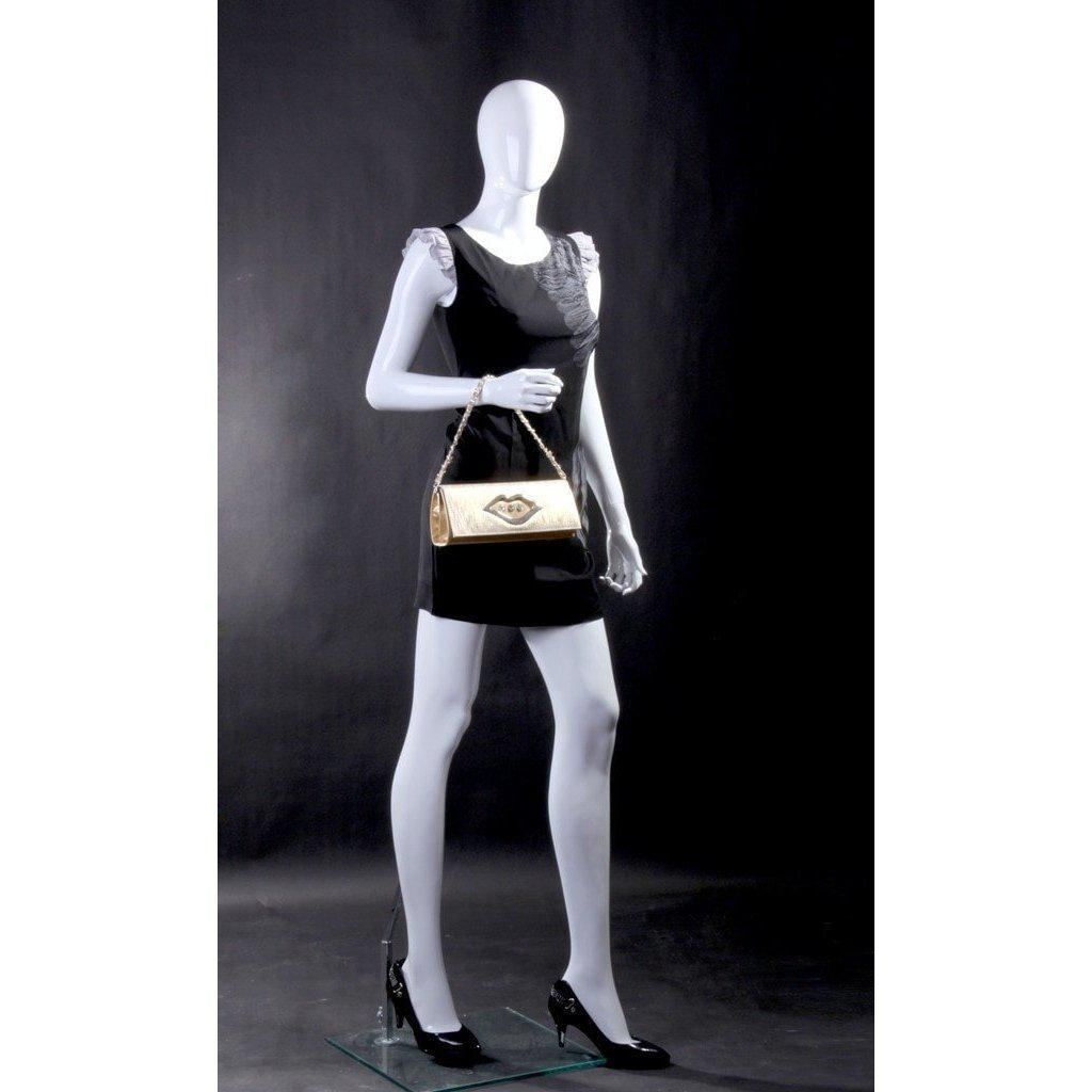 Mannequin Mall Abstract Female Mannequin MM-RLISA7EG For Fashion Stores and Retail Shops