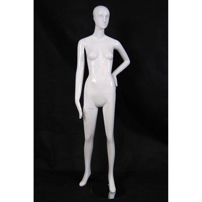 Mannequin Mall Abstract Female Mannequin MM-RXD03W For Fashion Stores and Retail Shops
