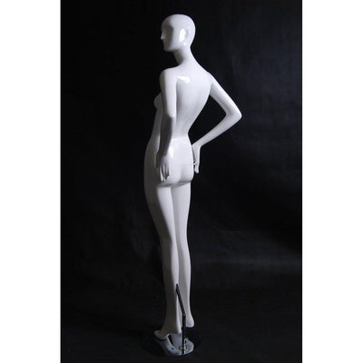 Mannequin Mall Abstract Female Mannequin MM-RXD04W For Fashion Stores and Retail Shops