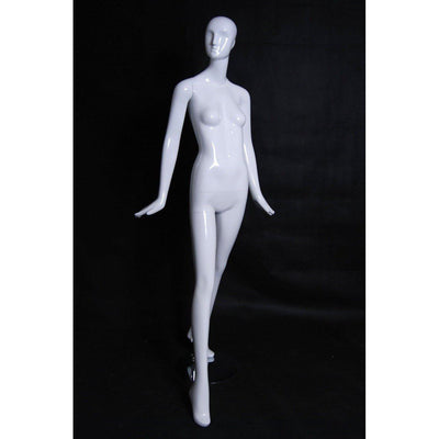Mannequin Mall Abstract Female Mannequin MM-RXD05W For Fashion Stores and Retail Shops