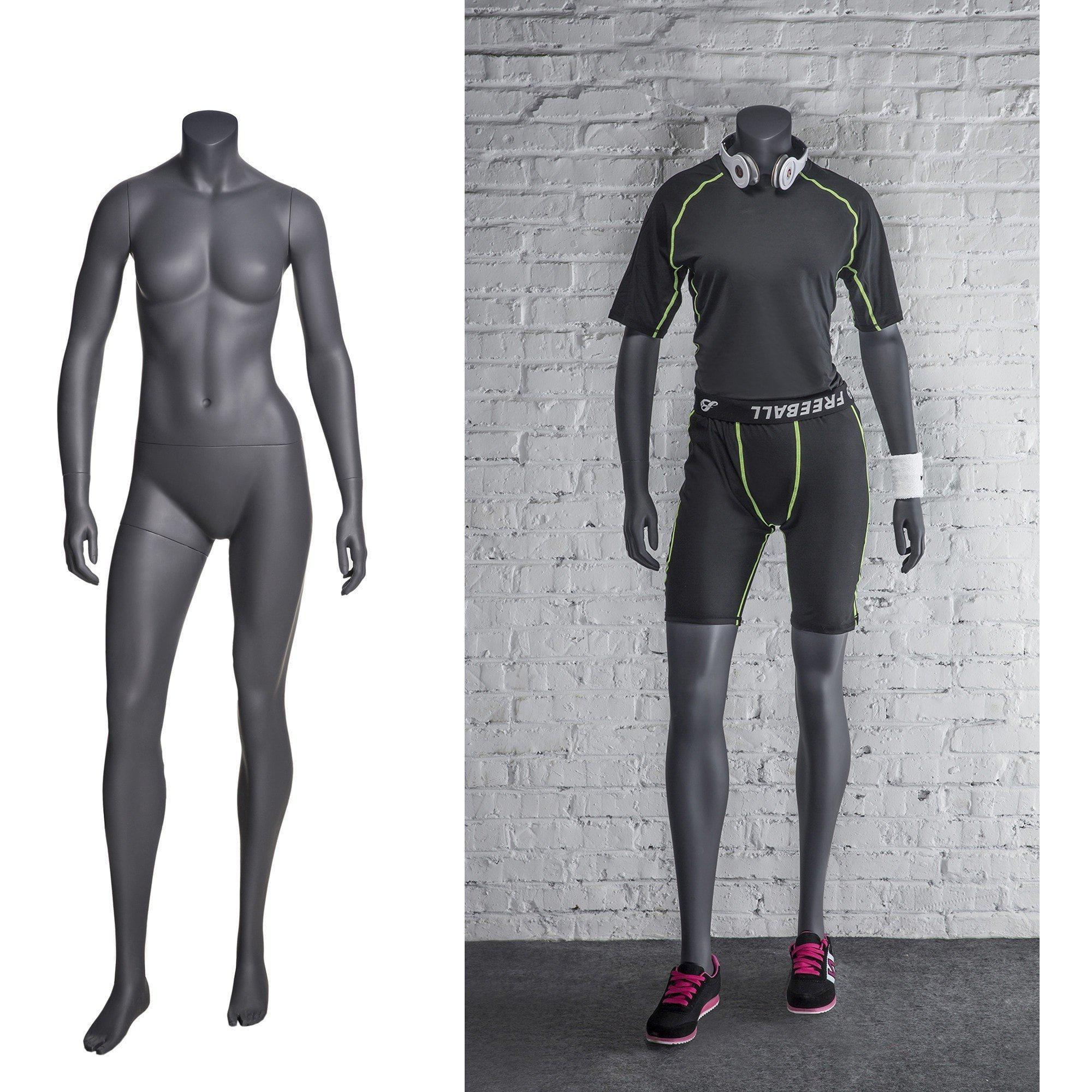Athletic Sports Headless Female Mannequin MM-NI10