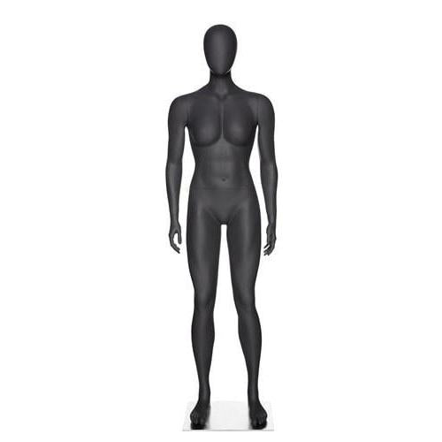 Mannequin Mall Female Abstract Athletic Mannequin MM-HEF42EG For Fashion Stores and Retail Shops