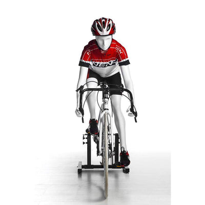 Mannequin Mall Female Abstract Cycling Mannequin MM-BY-F02 For Fashion Stores and Retail Shops