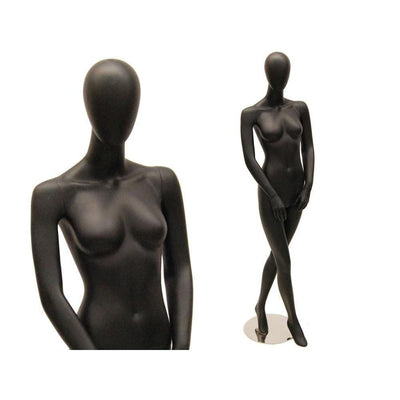 Mannequin Mall Female Abstract Mannequin MM-KAT04 For Fashion Stores and Retail Shops