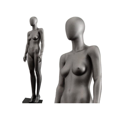 Mannequin Mall Female Abstract Mannequin MM-RAE06 For Fashion Stores and Retail Shops