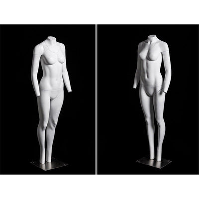 Mannequin Mall Female Invisible Ghost Mannequin Full Body for Photography (Version 1.0) MM-MZGH2 For Fashion Stores and Retail Shops