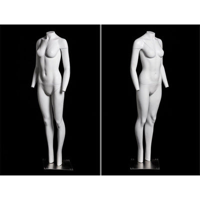 Mannequin Mall Female Invisible Ghost Mannequin Full Body for Photography (Version 1.0A) MM-MZGH1 For Fashion Stores and Retail Shops