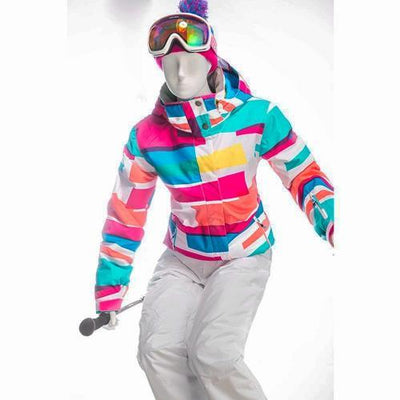 Mannequin Mall Female Skiing Mannequin MM-F-SKI For Fashion Stores and Retail Shops