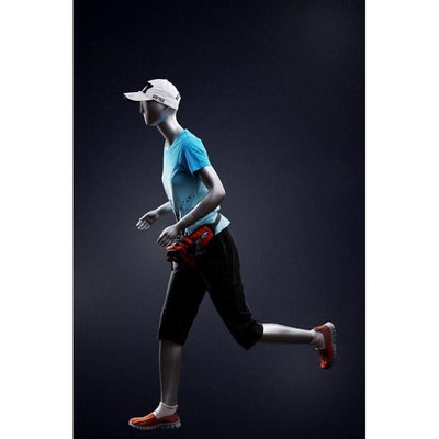 Mannequin Mall Female Sports Abstract Running Mannequin MM-PB1 For Fashion Stores and Retail Shops
