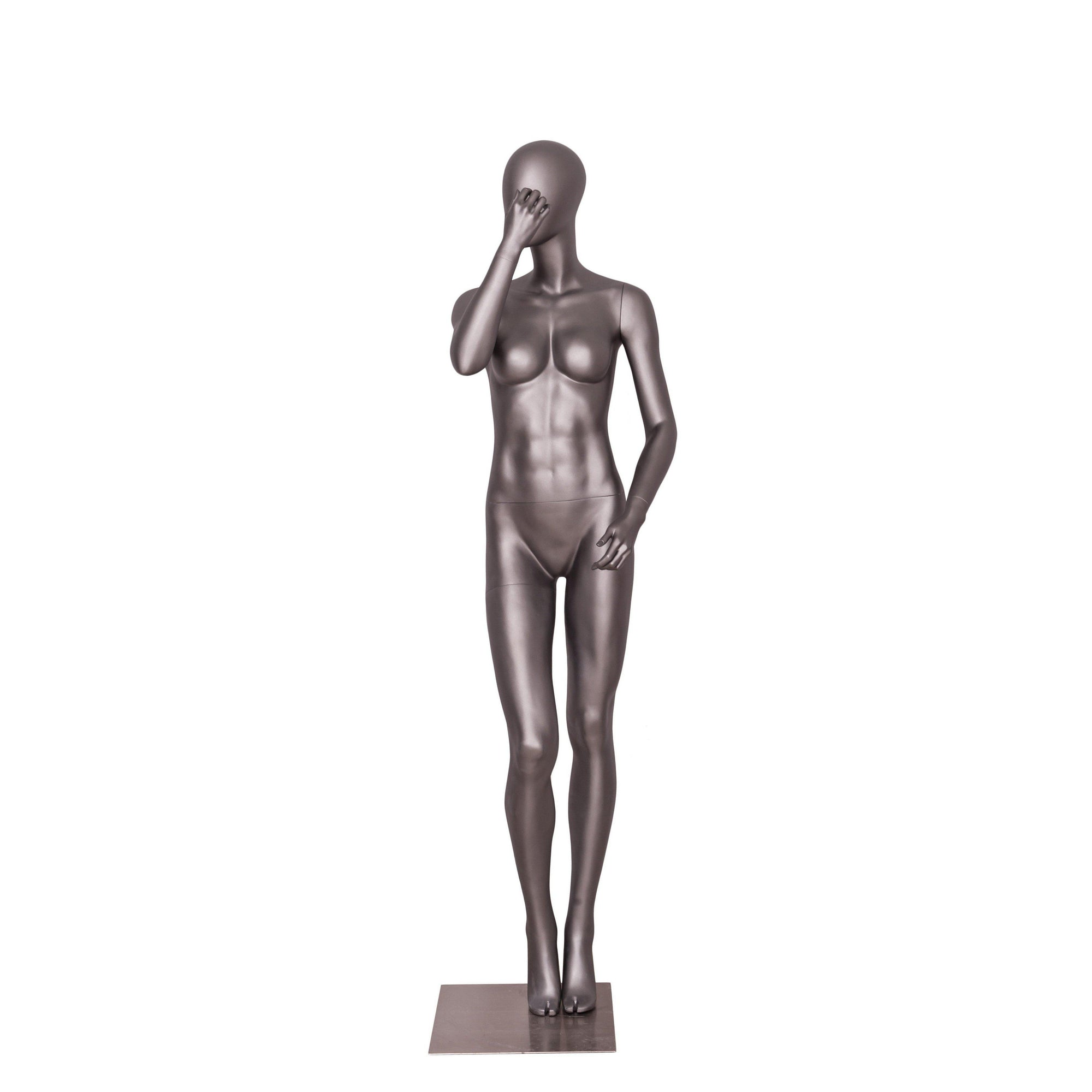 Mannequin Mall Female Sports Weightlifting Mannequin MM-JSW05 For Fashion Stores and Retail Shops