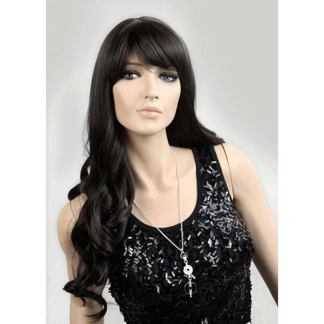 Mannequin Mall Female Wig #WG-T23M-P103 For Fashion Stores and Retail Shops