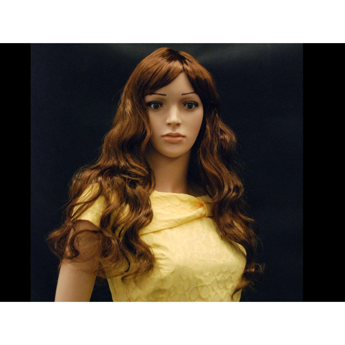 Mannequin Mall Female Wig #WG-T23M-P33 For Fashion Stores and Retail Shops