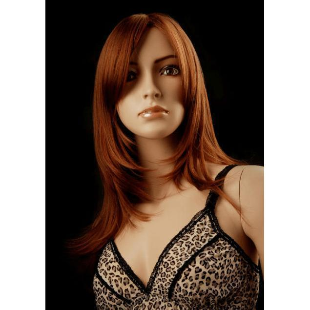 Mannequin Mall Female Wig #ZL587-30H130 For Fashion Stores and Retail Shops