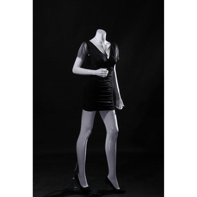 Mannequin Mall Headless Female Mannequin MM-RLISA7BW For Fashion Stores and Retail Shops