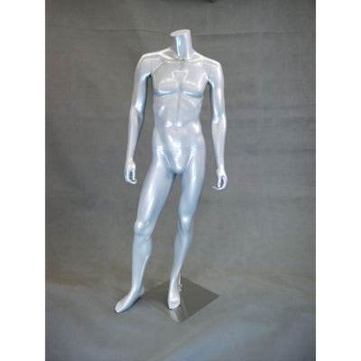 Mannequin Mall Headless Male Mannequin MM-MA2BS For Fashion Stores and Retail Shops