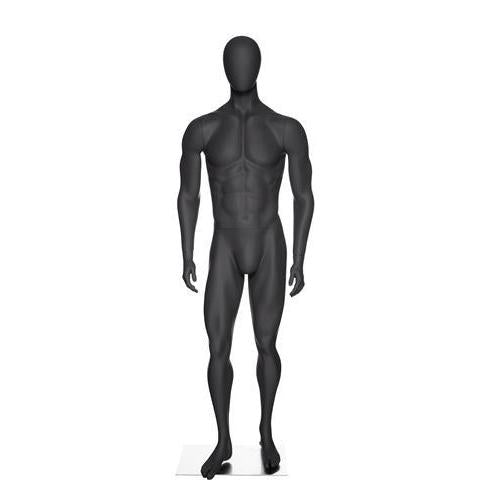 Mannequin Mall Male Abstract Athletic Mannequin MM-HEF72EG For Fashion Stores and Retail Shops