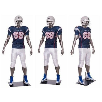 Mannequin Mall Male Abstract Athletic Sports Mannequin MM-BRADY03 For Fashion Stores and Retail Shops