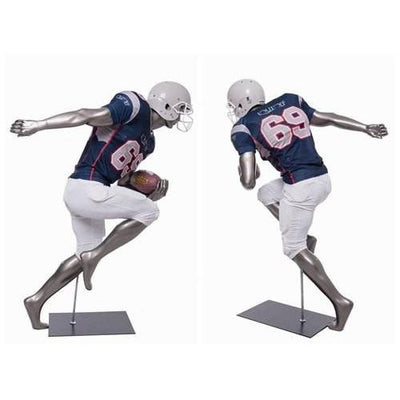 Mannequin Mall Male Abstract Athletic Sports Mannequin MM-BRADY10 For Fashion Stores and Retail Shops