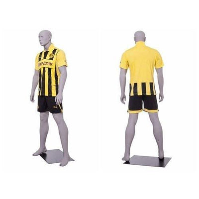 Mannequin Mall Male Abstract Athletic Sports Mannequin MM-CRIS01 For Fashion Stores and Retail Shops