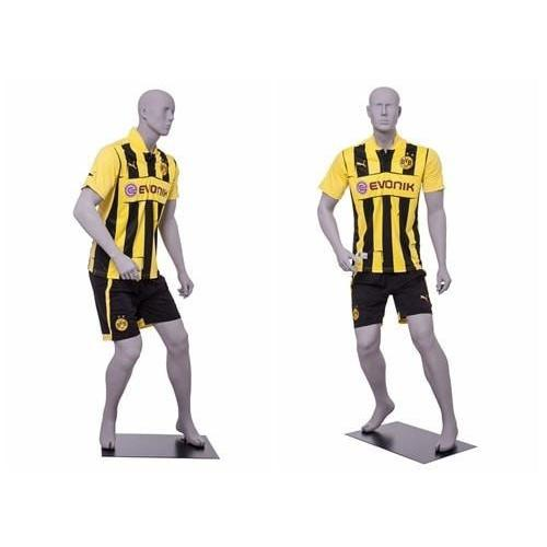 Mannequin Mall Male Abstract Athletic Sports Mannequin MM-CRIS02 For Fashion Stores and Retail Shops