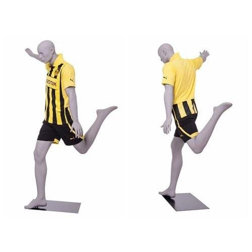 Mannequin Mall Male Abstract Athletic Sports Mannequin MM-CRIS03 For Fashion Stores and Retail Shops