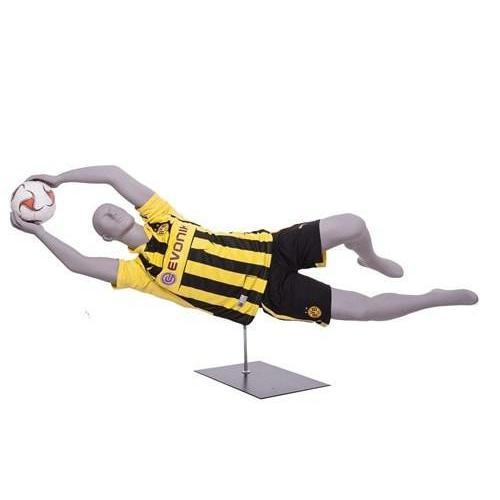 Mannequin Mall Male Abstract Athletic Sports Mannequin MM-CRIS05 For Fashion Stores and Retail Shops